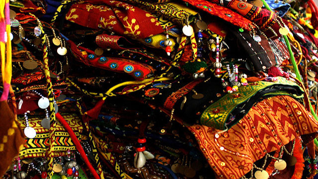 Gujarat (Textile handicrafts and fabrics)