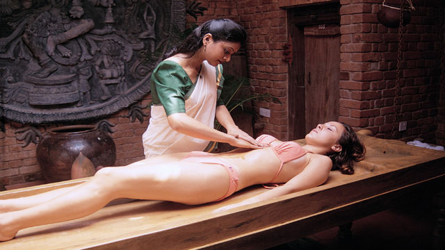 #2. Pamper yourself with an Ayurveda Massage