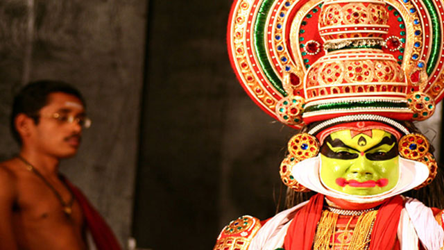 #10. Watch a Kathakali Performance