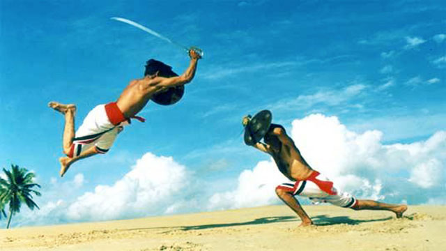 #7. Watch a Kalaripayattu Bout