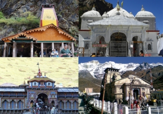 Char Dham Yatra 2020 Deluxe Package