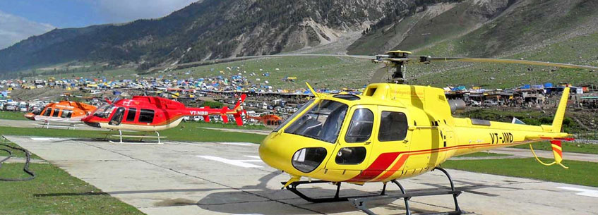 Luxury Chardham Package by Helicopter