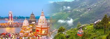 5N/6D Haridwar-Rishikesh-Mussoorie Tour Package.