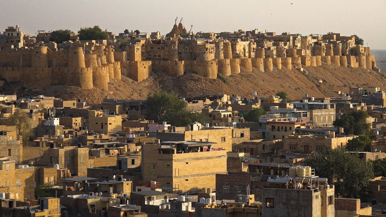 4 Nights 5 Days Tour Package to Jaisalmer, Jodhpur