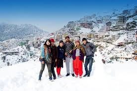 HIMACHAL TOUR PACKAGE (05 NIGHTS / 06 DAYS)