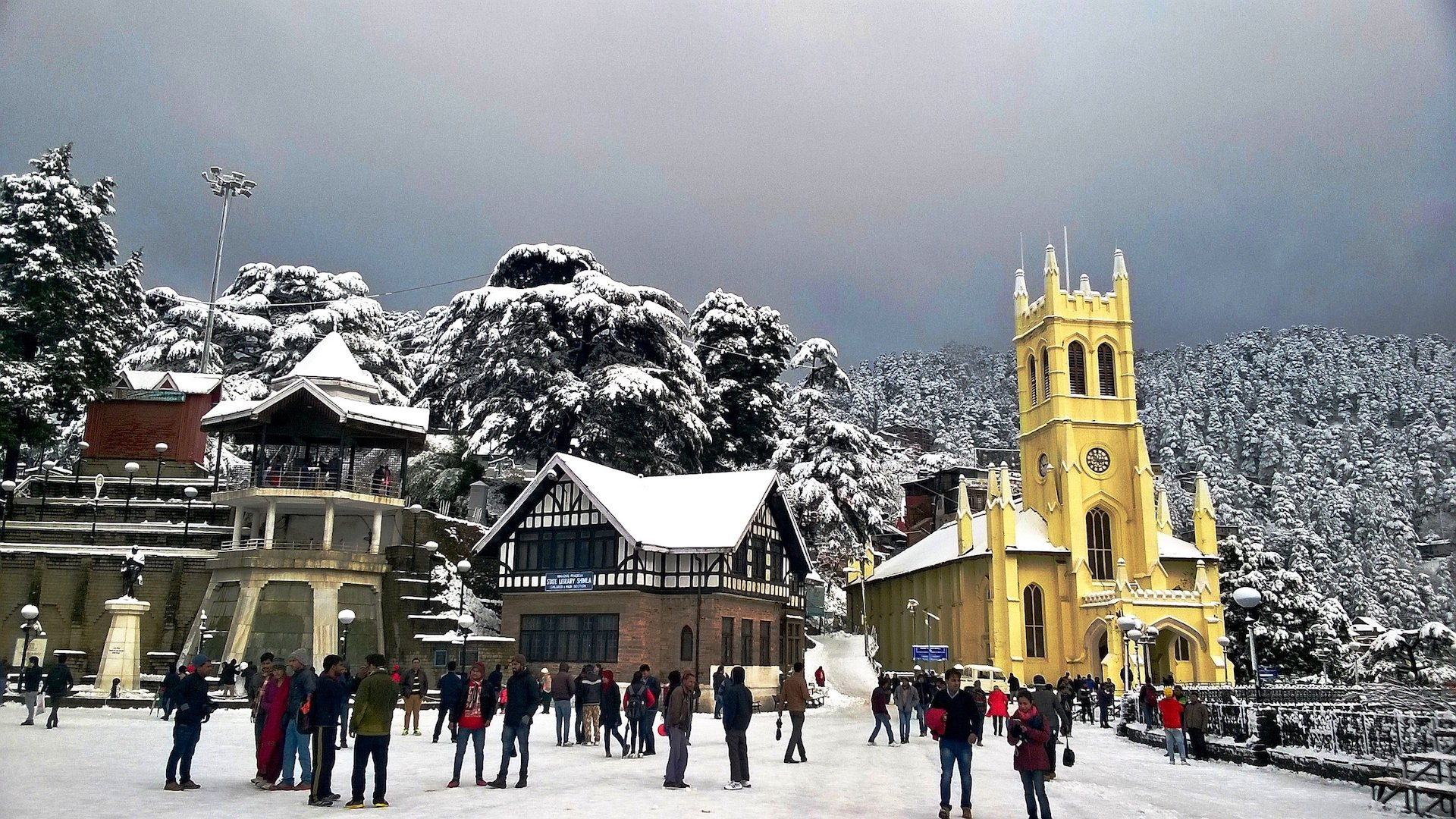 Shimla Manali tour from Chandigarh / Delhi - Honeymoon Special