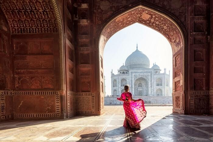 A Day Trip To Agra from Delhi