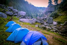 Kareri Lake Trek with Camping, Mcleodganj  Dharamshala,