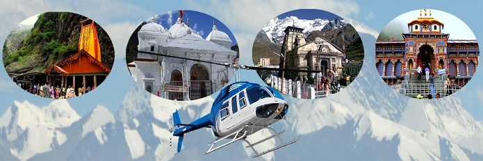 Pavitra Chardham Yatra by Helicopter-2020
