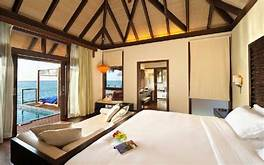 Maldives Honeymoon Delight 5 Star Villa Package