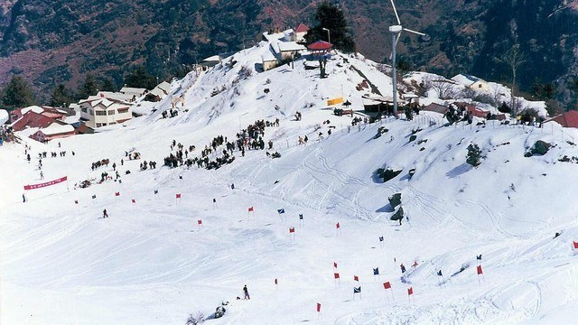 Auli:  11 Top Tourist Places To Visit In Uttarakhand