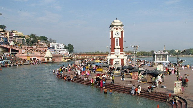 Haridwar:  11 Top Tourist Places To Visit In Uttarakhand