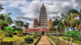 Tourist Places To Visit In Pattaya