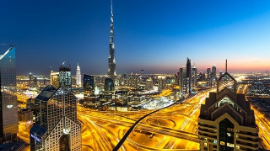 Dubai Tourism And Travel Guide